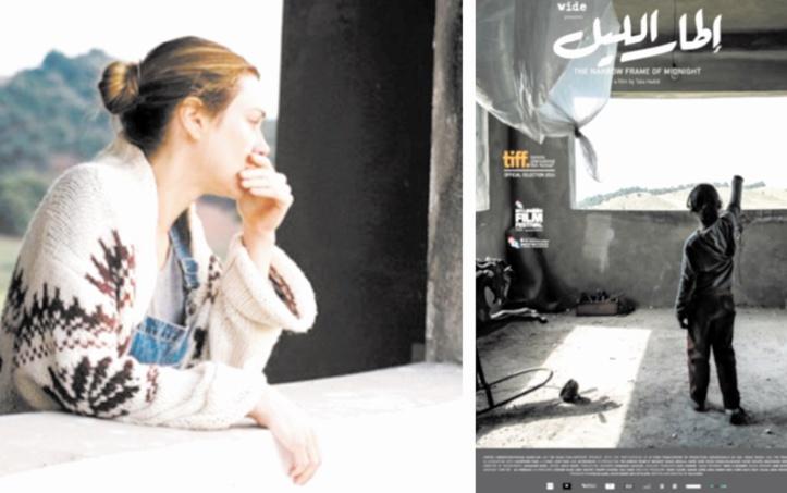"""""""La nuit entr'ouverte"""" de Tala Hadid représente le Maroc à Oslo"""