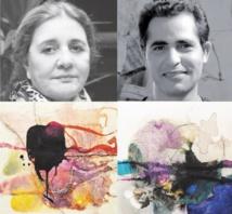Essaouira accueille une exposition commune des artistes Abdelaziz Lourhraz et Naima Aboulazhar