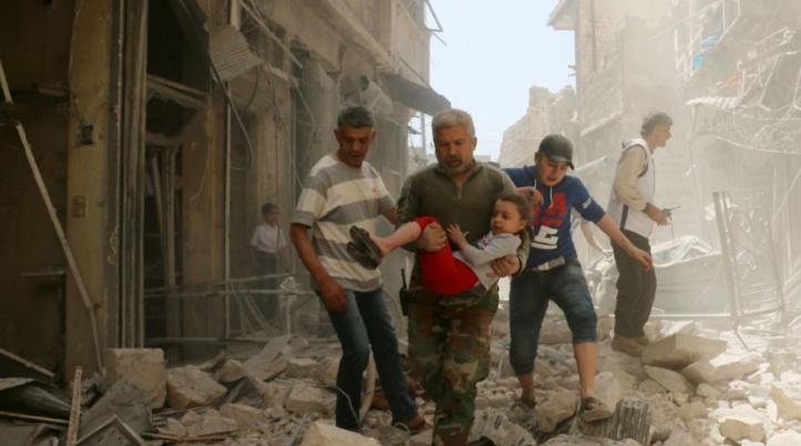 Moscou annonce une trêve humanitaire de trois heures par jour à Alep