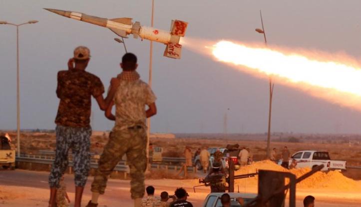 Les forces libyennes s'emparent du centre de commandement de l'EI à Syrte
