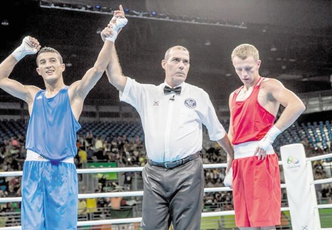 La boxe marocaine franchit enfin le premier pas, la preuve par Rabii et Hamout