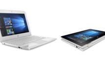HP lance trois nouveaux PC portables low cost pour la rentrée