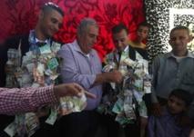 Les mariages palestiniens, une fête qui fait mal au porte-monnaie des invités