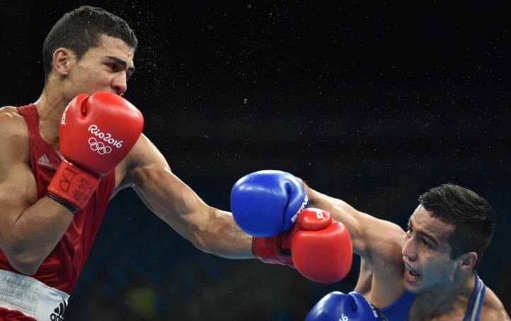 Le rêve olympique s'évapore pour Rabii
