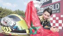 Suleiman Zanfari dans le Top 3 de l'Euro Finale 2016 de karting