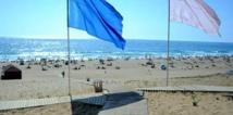 Grand rush sur la plage de Foum El Oued à Laâyoune