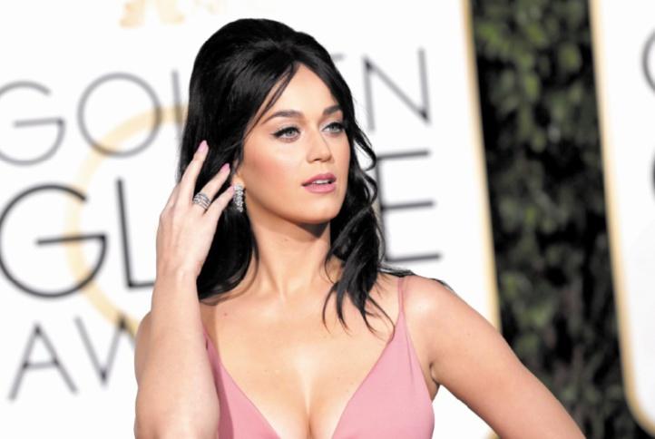L'amour source d'inspiration du nouvel album de Katy Perry