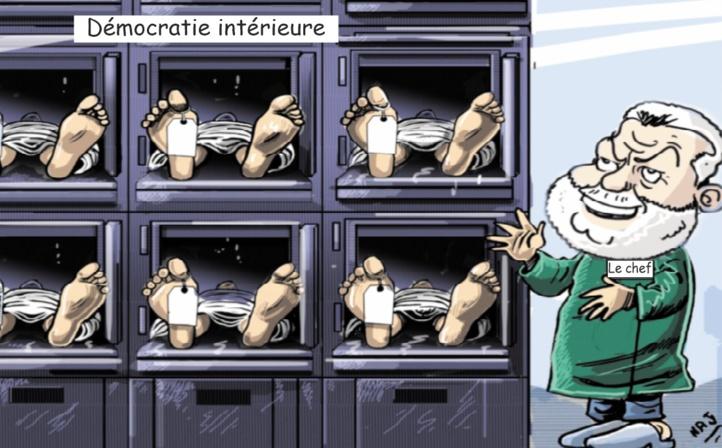 La démocratie autocratique à la Benkirane : Le patron du PJD a eu la haute main sur la nomination de nombreux candidats aux législatives