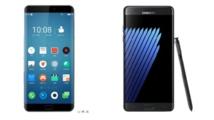 High-tech : Meizu Pro 7, simple copie ou véritable concurrent du Samsung Galaxy Note 7 ?