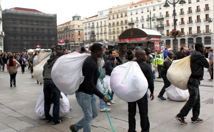 Reportage : Les Subsahariens de Madrid entre tolérance contrôlée et marginalisation