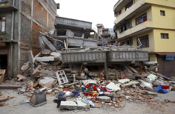 Le bilan provisoire du séisme s'est alourdi
