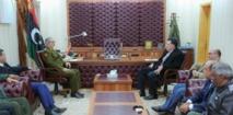 Un nouveau gouvernement libyen sera soumis au Parlement