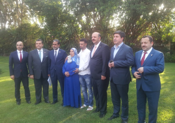 Des officiels turcs tirent la sonnette d'alarme à Rabat