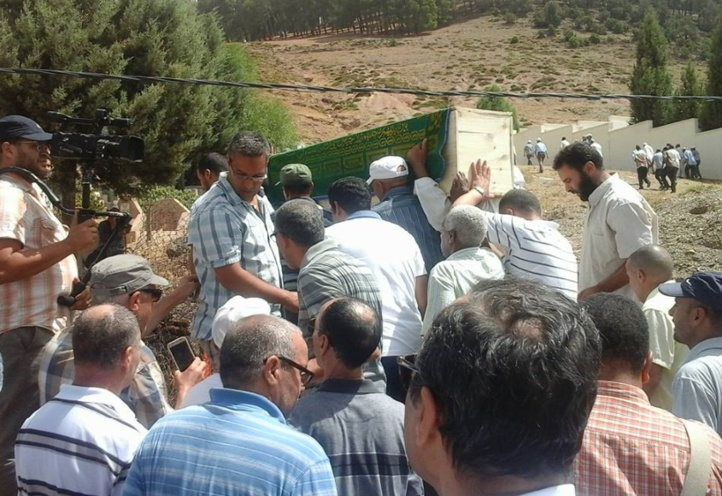 Le dernier adieu des Ittihadis à Driss Mohamed Bouizgar