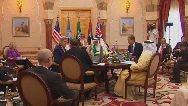 Kerry annonce une nouvelle initiative de paix pour le Yémen