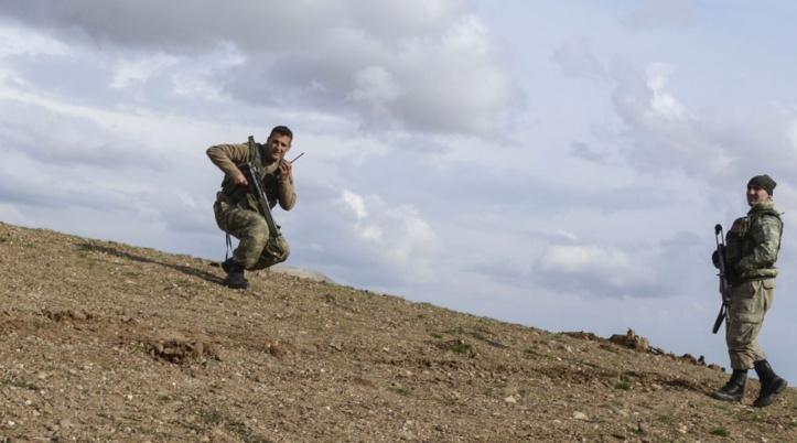 Huit policiers tués dans une attaque attribuée aux rebelles kurdes en Turquie