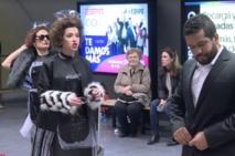 Insolite : Un opéra dans le métro