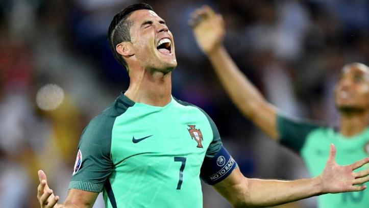 Ronaldo sacré meilleur joueur UEFA