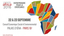 """""""Les rencontres Africa 2016""""  à Paris"""