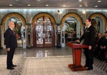 Le nouveau gouvernement tunisien prête serment