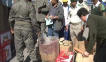 Nouveaux détournements de l'aide  humanitaire destinée aux camps de Tindouf