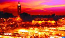 Lever de rideau à Marrakech du 3ème Festival international de l'art contemporain