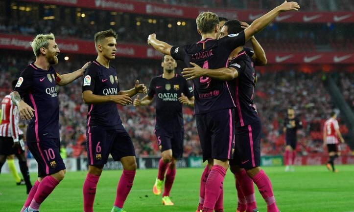 Le Barça gâche mais engrange