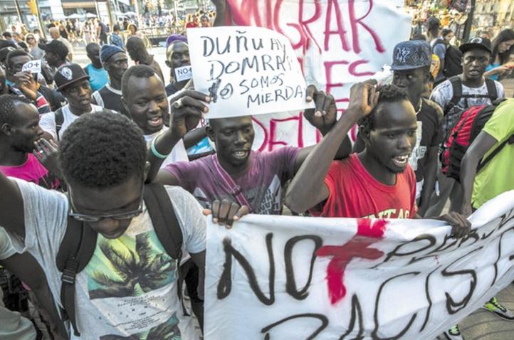 Reportage : Les Subsahariens en Espagne entre convivialité forcée et crise économique