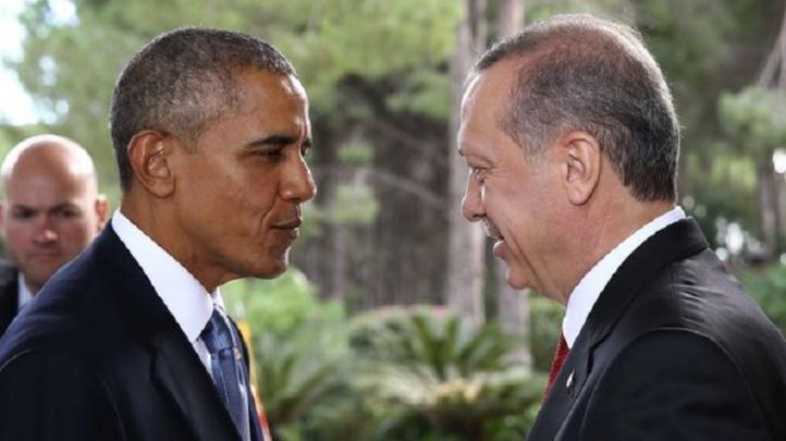 Rencontre annoncée d'Obama et Erdogan en pleine offensive turque contre les Kurdes