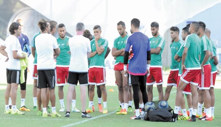Test albanais pour le Onze national