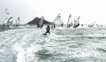 Des kitesurfeurs de tous les continents au Dakhla Downwind