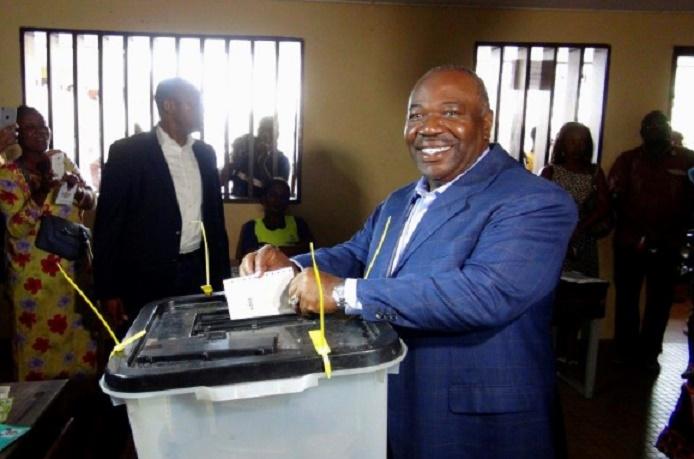 Ali Bongo donné vainqueur :  L'opposition crie à la fraude
