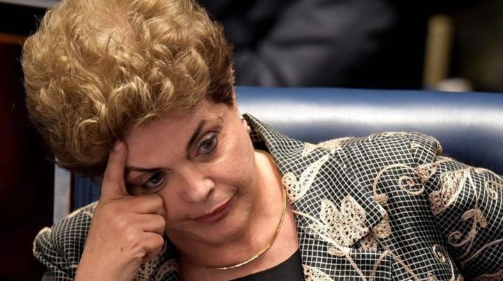 Dilma Rousseff destituée par le Sénat brésilien pour maquillage des comptes publics