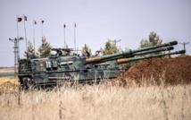 Des chars turcs ont ouvert  un nouveau front en Syrie