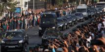 Inhumation du président de l'Ouzbékistan Islam Karimov