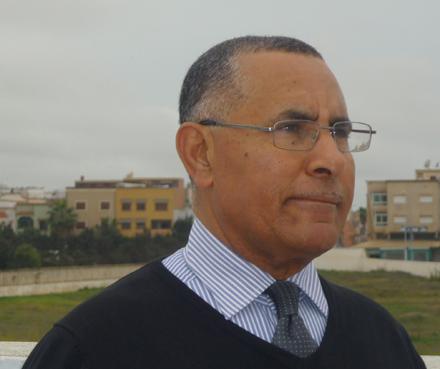 Mustapha  Jmahri,  historien  confirmé  d'El Jadida