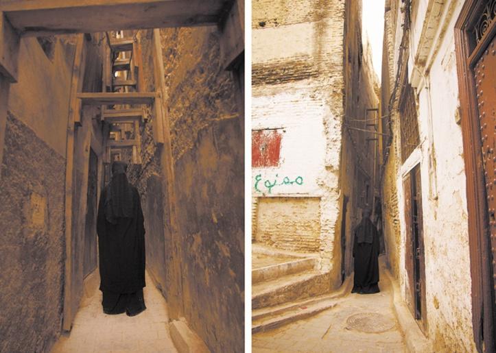 Photographie : Dans le ventre de la Médina