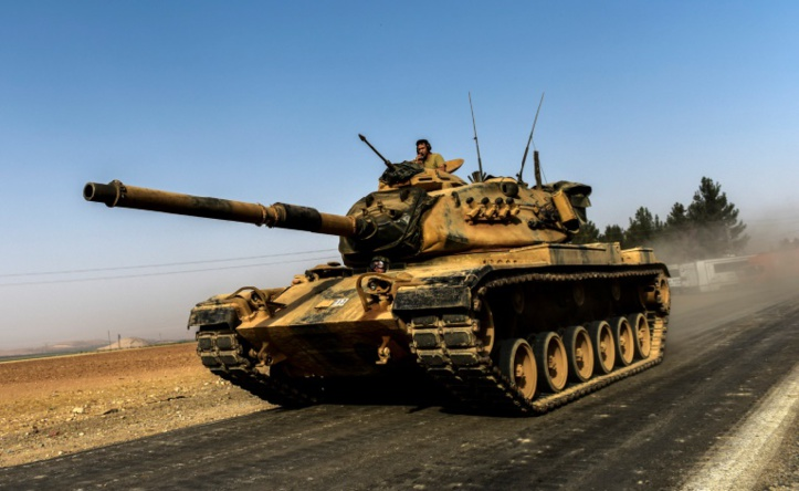 La Turquie n'exclut pas une opération à Rakka avec les Etats-Unis