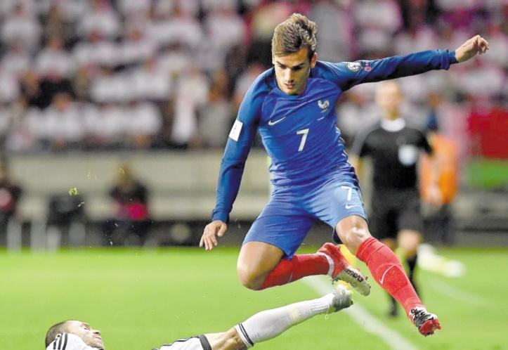 Le Portugal et la France ratent leurs débuts