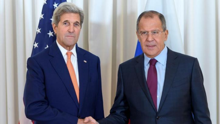 Hypothétique rencontre à Genève entre Lavrov et Kerry sur le conflit en Syrie