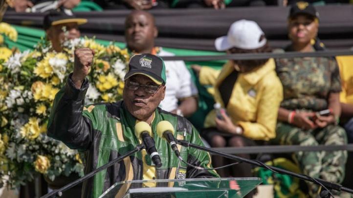 Le revers électoral de l'ANC vire à la crise politique en Afrique du Sud