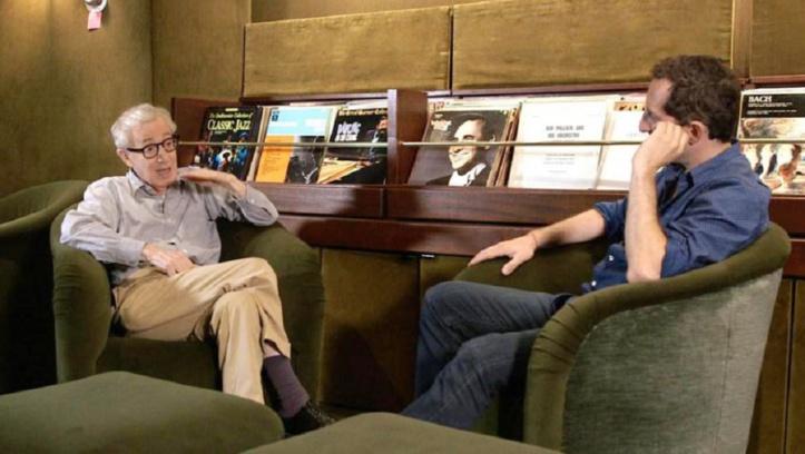 Gad Elmaleh dans la nouvelle série de Woody Allen
