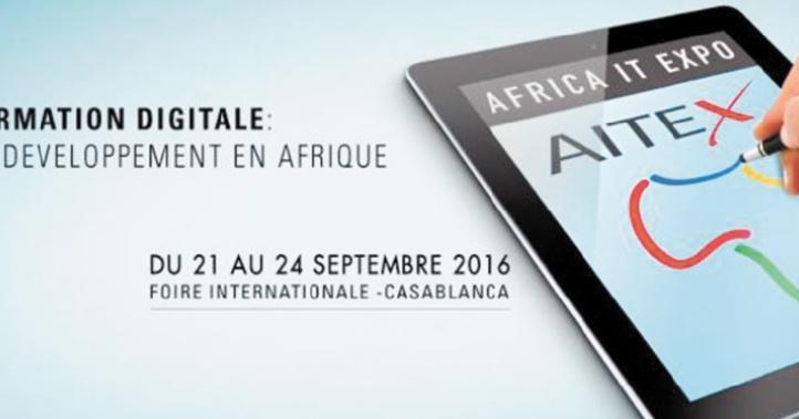 Aitex Africa It Expo, une tribune de réflexion et d'échanges sur la transformation digitale en Afrique