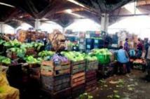 Mise à niveau du marché de gros de fruits et légumes de Casablanca