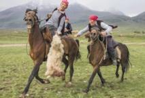 Le Kirghizstan prêt pour les Jeux Nomades et leurs surprenantes disciplines