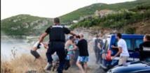 Des peines de prison en France après une rixe en Corse