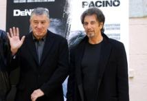 """De Niro et Al Pacino se retrouvent pour parler de """"Heat"""", 21 ans après"""