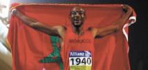 Record du monde et médaille d'or pour Mohamed Amgoun aux Jeux paralympiques de Rio