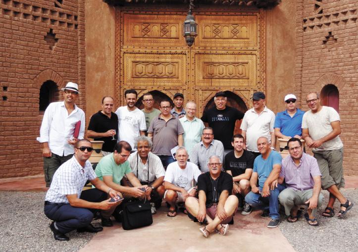 Les critiques  de cinéma  marocains  en conclave  à Marrakech