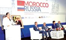 Le volume des échanges entre le Maroc et la Russie devrait atteindre 3 milliards de dollars en 2016